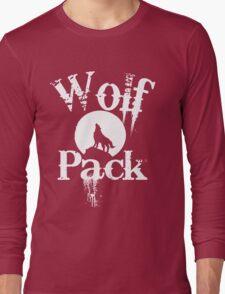 Wolf Pack  Long Sleeve T-Shirt