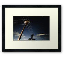 Skyward | Eastern Australian Skies Framed Print