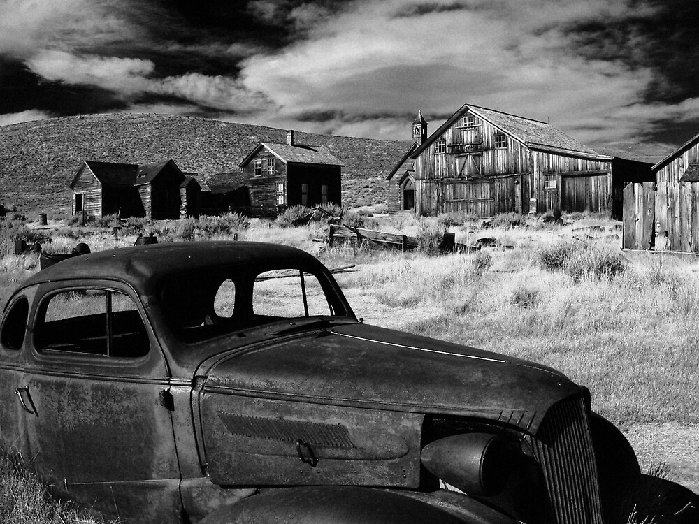 Bodie's Old Chevy by BodieBailey