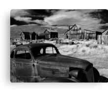 Bodie's Old Chevy Canvas Print