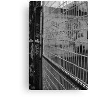cage #2 Canvas Print