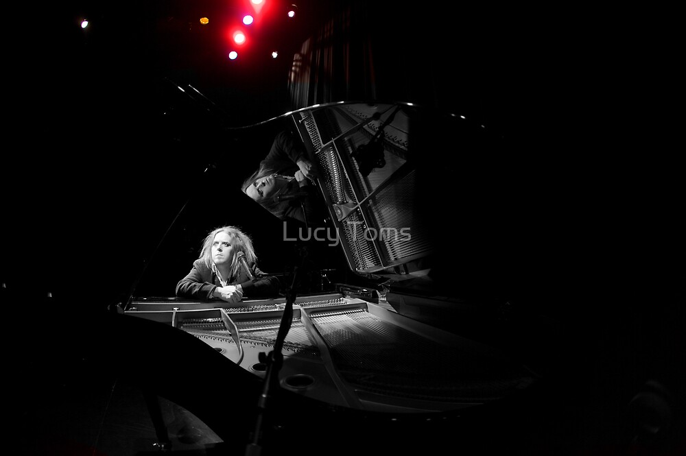 Tim Minchin - Black & Whites by Lucy Johnston