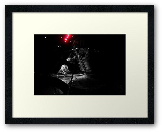 Tim Minchin - Black & Whites by Lucy Johnston