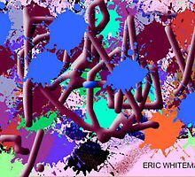 (RAY YOUNG ) ERIC WHITEMAN  ART  by eric  whiteman