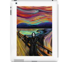 Scream this iPad Case/Skin