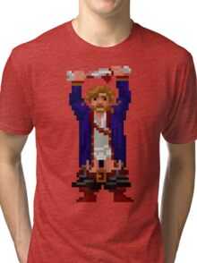 Guybrush - LaGrande's bone! Tri-blend T-Shirt