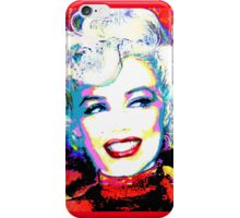 MMother Of Pearl Red 1 iPhone Case/Skin