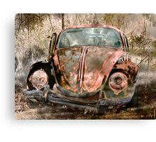 Retired Since 1985 Canvas Print