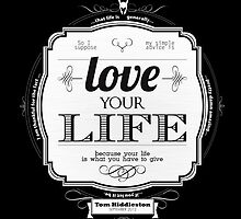 Love Your Life by HashGenius