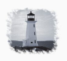 Peggy's Cove Lighthouse Tee Kids Tee