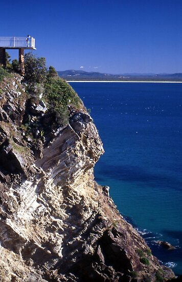 Bennett Head Lookout, Forster, Australia 2000 by muz2142