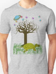 The Turtle and the Tree T-Shirt