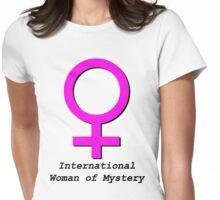International woman of mystery T-Shirt