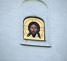 Icon of Jesus by mrivserg