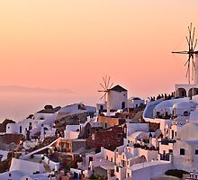 Two Windmills by anil