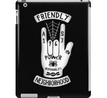 Spider Hand iPad Case/Skin