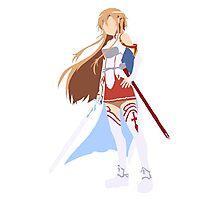 Sword art online - Asuna Photographic Print
