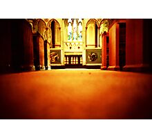 Kneel Photographic Print