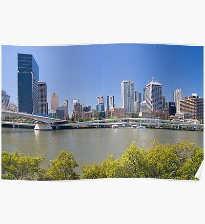 Brisbane Poster