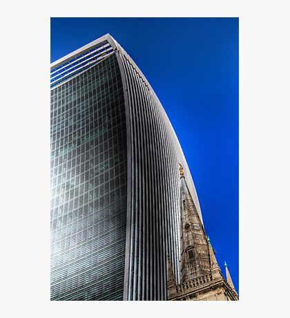 Ancient and Modern London Photographic Print