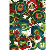 Acid Olives Photographic Print