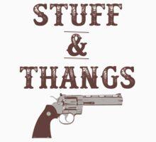 Stuff & Thangs by joshdavid