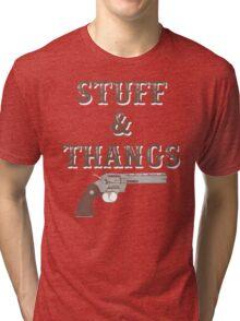 Stuff & Thangs Tri-blend T-Shirt