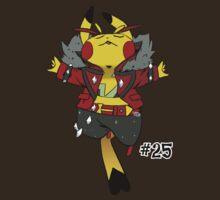 Pikachu Rockstar by warpeleven