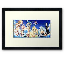 Sword Art Online [UltraHD]! Framed Print
