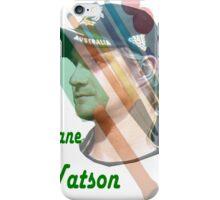 Shane Watson iPhone Case/Skin