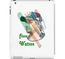 Shane Watson iPad Case/Skin