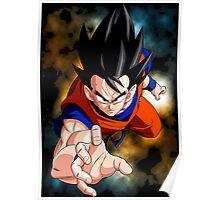 Goku - Dragon Ball Z Poster