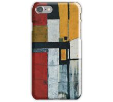 Untitled No. 11 iPhone Case/Skin