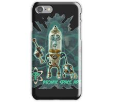 Atomic Space Ape iPhone Case/Skin