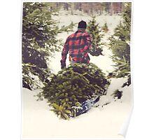 Christmas Tree Farm Poster