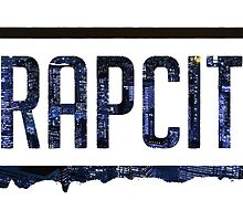 Trap city with background by luigi2be