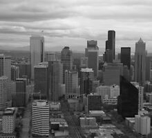 Seattle by franceslewis