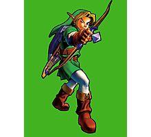 Zelda Arrow ! Photographic Print