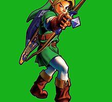 Zelda Arrow ! by GALD-Store