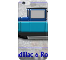 1926 Cadillac 6 Roadster iPhone Case/Skin