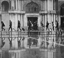 Reflections of San Marco (2010) by Andy Parker