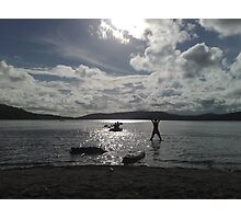 Lake of Happy-ness Photographic Print