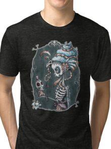 Love and Death Tri-blend T-Shirt