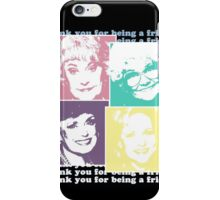 The Golden Girls iPhone Case/Skin