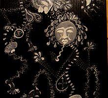 voodoo dancers by helene ruiz