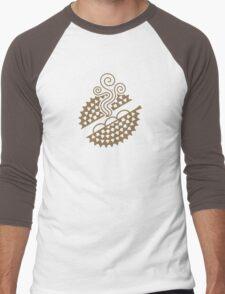 Davao Durian Men's Baseball ¾ T-Shirt