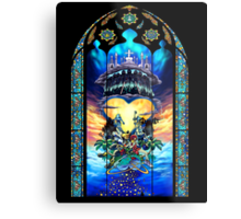 Kingdom Hearts - What else? Metal Print
