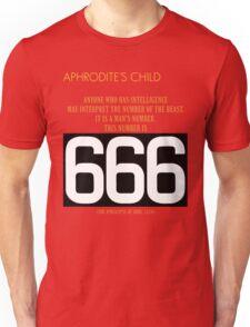 Aphrodite's Child - 666 Unisex T-Shirt