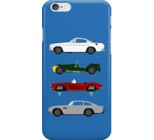 The Car's The Star: Spies iPhone Case/Skin