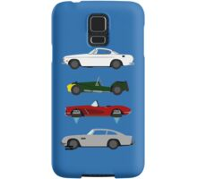 The Car's The Star: Spies Samsung Galaxy Case/Skin